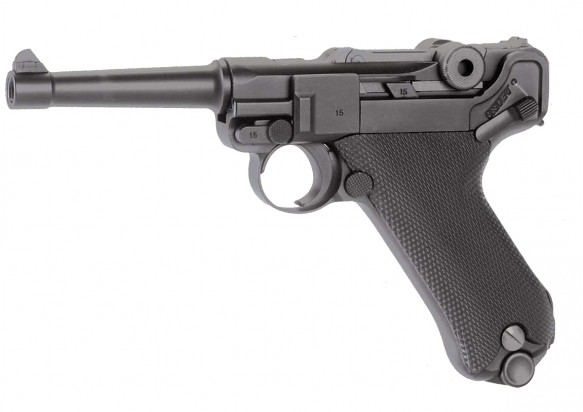 KWC 4.5MM PO8 LUGER temp out of stock Image
