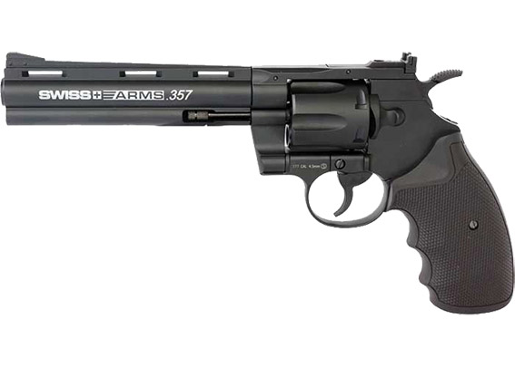 "SWISS ARMS 357 PISTOL 6"" Image"