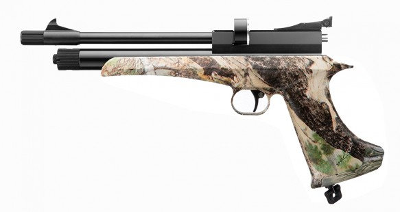 CO2 VICTORY CP2 MULTI SHOT PISTOL - CAMO .177 (temp out of stock) Image