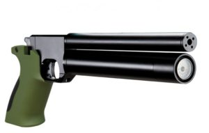 PCP VICTORY PP700 SA .22 AND .177 BLACK /GREEN HANDLE Image