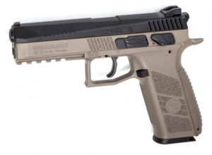 CZP 09 Pistol Temp out of stock Image