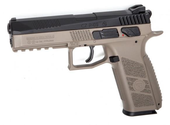 CZP 09 Pistol Image