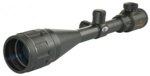 SMK 4-16X50 AOE PARALLAX ADJUST ILLUMINATED RETICLE Image