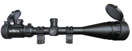 MILBRO 6-24X50AOEG (RRP) £79.99....OUR PRICE £64.99 Image