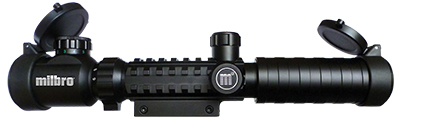 MILBRO MILITARY STYLE 3-9X32EG (RRP) £49.99....OUR PRICE £39.99 Image